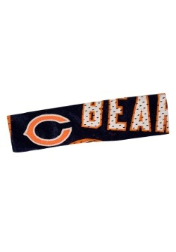 NFL Chicago Bears Jersey FanBand Headband