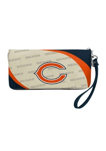 NFL Chicago Bears Curve Organizer Wallet