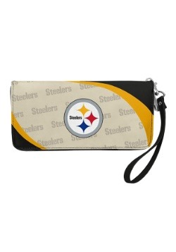 NFL Pittsburgh Steelers Curve Organizer Wallet