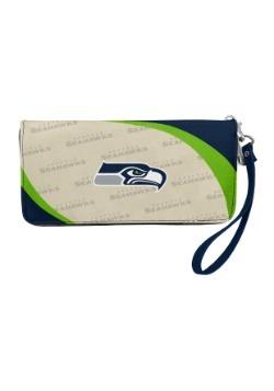NFL Seattle Seahawks Curve Organizer Wallet