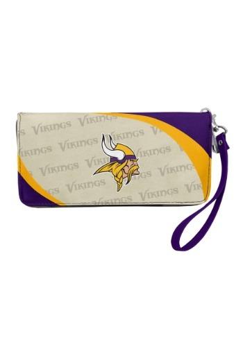 NFL Minnesota Vikings Curve Organizer Wallet