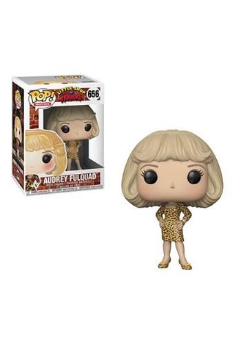 Pop! Movies: Little Shop of Horrors: Audrey Fulquad