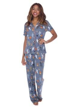 Halloween Parade: Women's Pajama Set