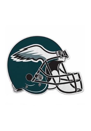 NFL Philadelphia Eagles Die Cut Helmet Pennant