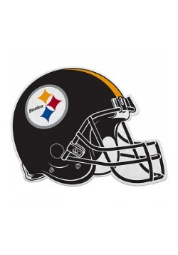 NFL Pittsburgh Steelers Die Cut Helmet Pennant
