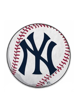 New York Yankees MLB Die Cut Baseball Pennant