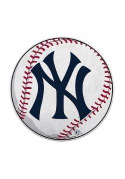New York Yankees MLB Die Cut Baseball Pennant