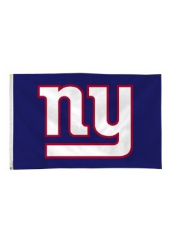 NFL New York Giants 3' x 5' Banner Flag