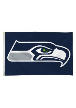 NFL Seattle Seahawks 3' x 5' Banner Flag