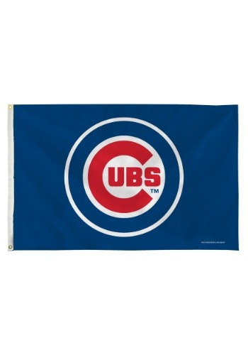MLB Chicago Cubs 3' x 5' Banner Flag