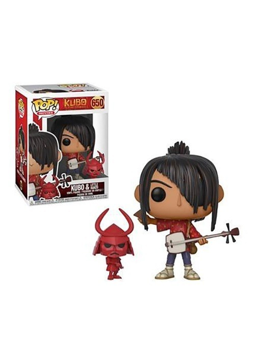 Pop! Movies: KUBO: KUBO w/ Little Hanzo