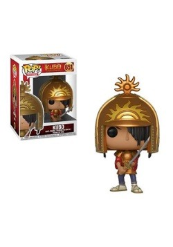 Pop! Movies: KUBO- KUBO in Armor