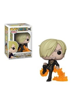 Pop! Animation: One Piece - Sanji (Fishman)