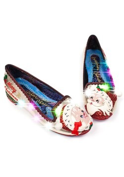 Irregular Choice The Clauses Flat Shoes