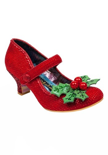 Irregular Choice Little Holly Heels