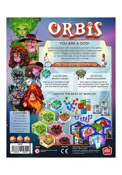 Board Game: Orbis