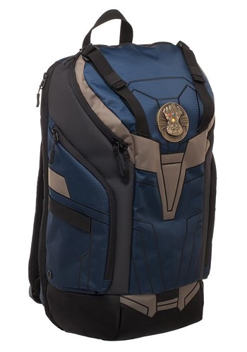Avengers: Infinity War- Rear Zip Thanos Inspired Backpack