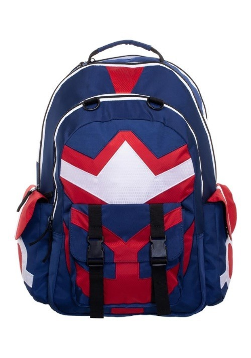 All Might Inspired: My Hero Academia Backpack3
