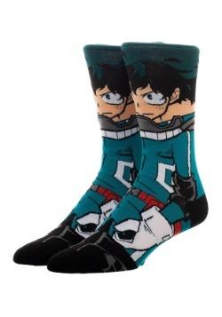 My Hero Academia 360 Adult Crew Socks1