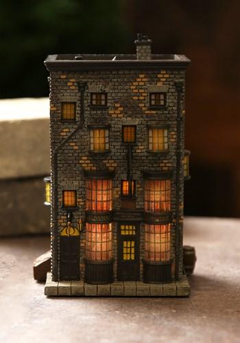 Ollivanders Wand Shop Harry Potter Village Lighted Building