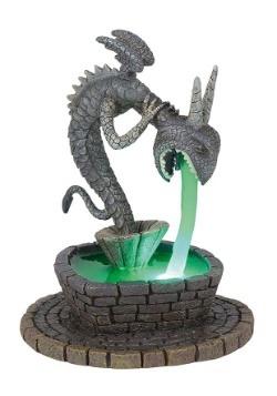 Town Square Fountain Figurine