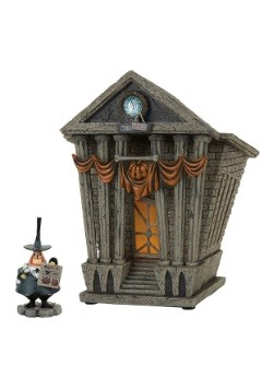 Nightmare Before Christmas Halloween Town City Hall