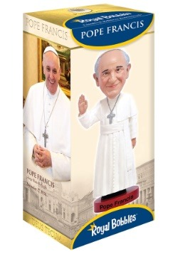 Pope Francis Bobblehead