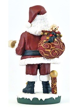 Santa Bobblehips Back