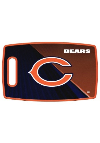 "NFL Chicago Bears 14.5"" x 9"" Cutting Board Update1"