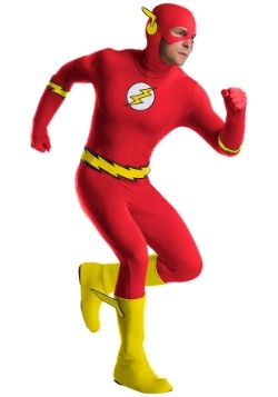 Mens Premium The Flash Classic Costume