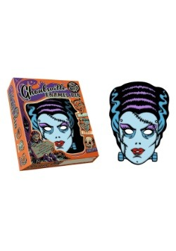 Nightmare Bride of Frankenstein Enamel Pin