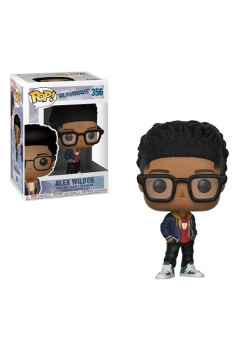 Pop! Marvel: Runaways - Alex