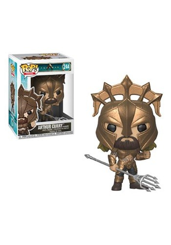 Pop! Heroes: Aquaman- Arthur Curry as Gladiator