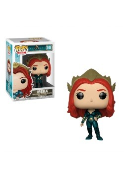 Pop! Heroes: Aquaman- Mera