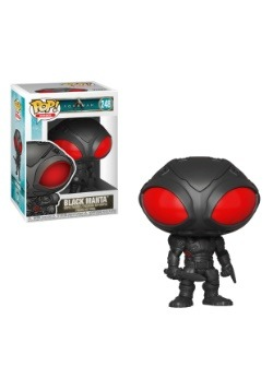 Pop! Heroes: Aquaman-Black Manta