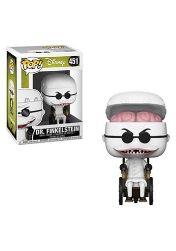 Pop! Disney: Dr. Finklestein- Nightmare Before Christmas