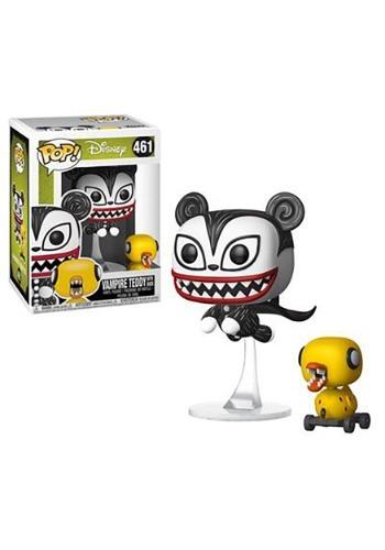Pop! Disney: Nightmare Before Christmas-Vampire Teddy w/duck