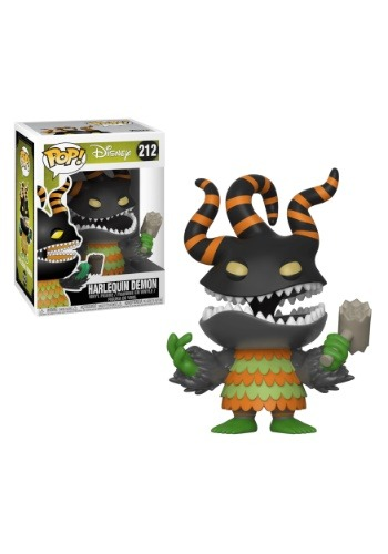 Pop! Disney: Nightmare Before Christmas - Harlequin Demon