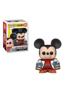 Pop! Disney: Mickey's 90th- Apprentice Mickey