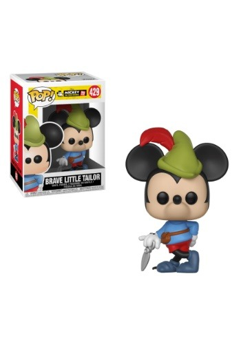 Pop! Disney: Mickey's 90th- Brave Little Tailor