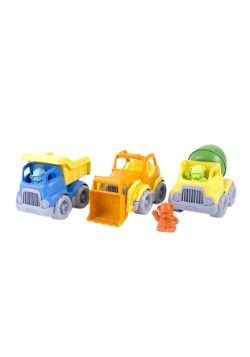 Green Toys Construction Vehicle - 3 Pack