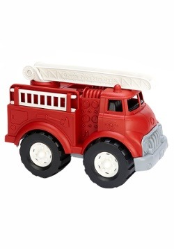 Green Toys Red Fire Truck - Red