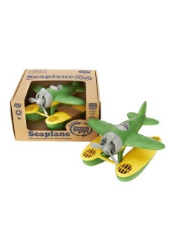 Green Toys Seaplane Green Wings Alt 1