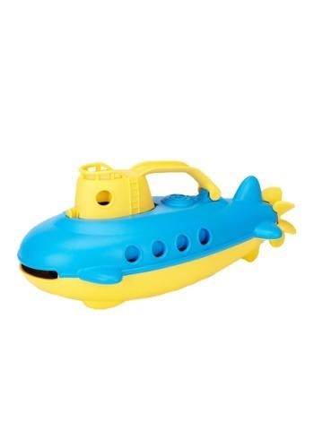 Green Toys Submarine Yellow Handle