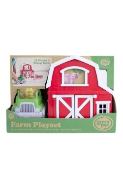 Green Toys Farm Playset Alt 1