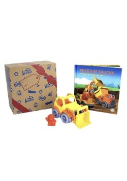 Green Toys Scooper & Storybook Gift Set