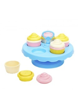 Green Toys Cupcake Set Alt 1