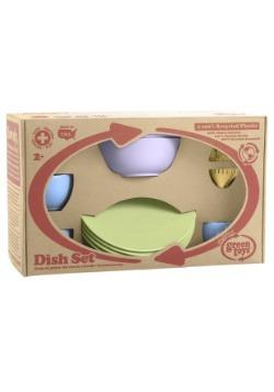 Green Toys Cookware & Dining Set Alt1