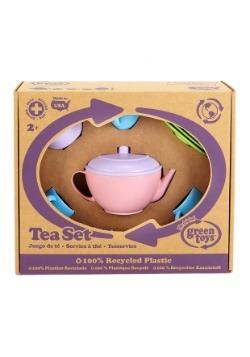 Green Toys Tea Set Pink Alt 2