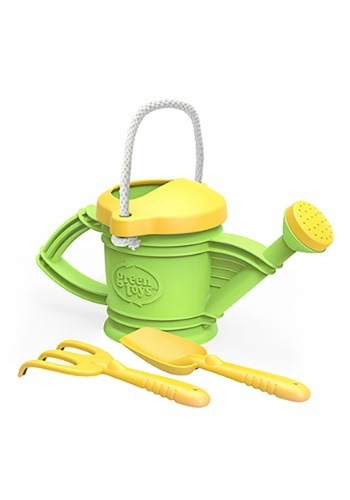Green Toys Watering Can Green